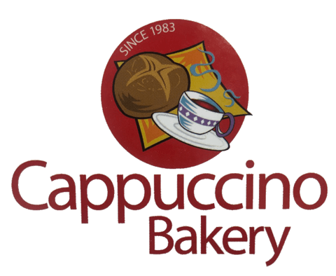 Cappuccino Bakery - Official Logo